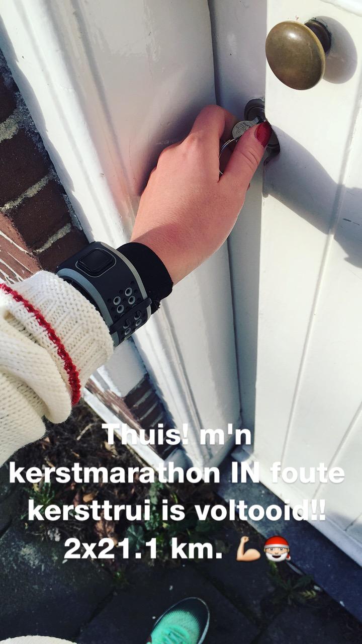 Kersttrui Meiden.Mijn Kerstmarathon In Foute Kersttrui Japkejanneke