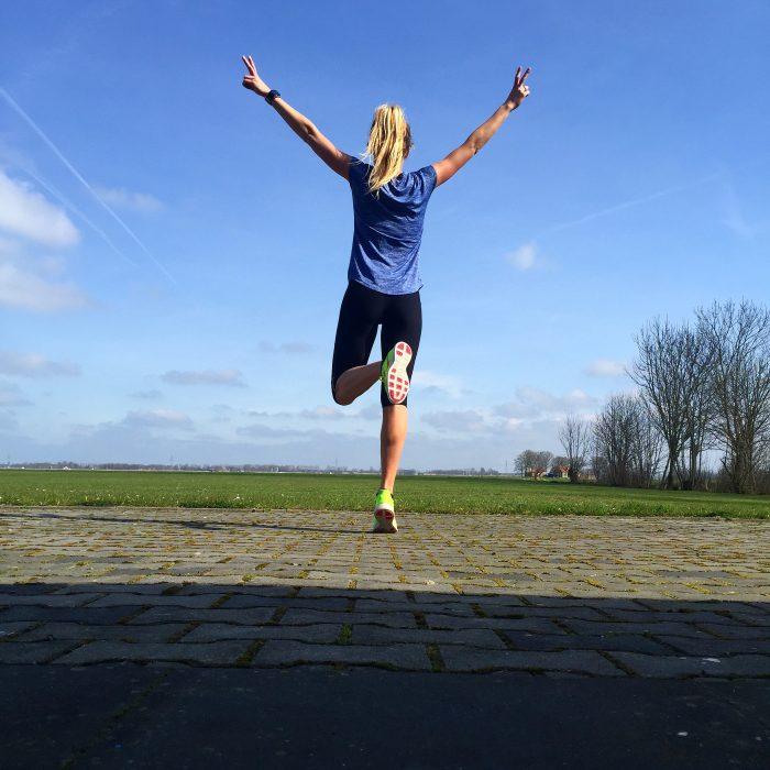 Dit doe ik aan tijdens de marathon van Rotterdam