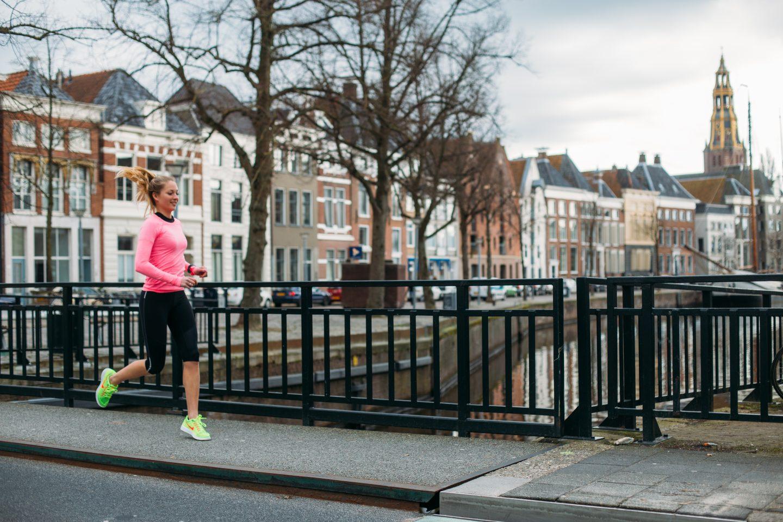 Hardlopen in Groningen (+ winactie MEER-run)