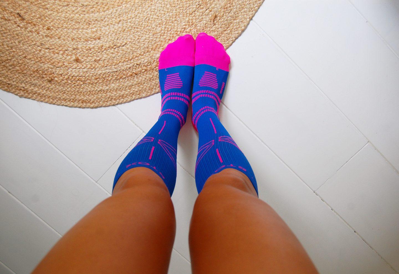 Review: Lightweight Running Socks STOX Energy