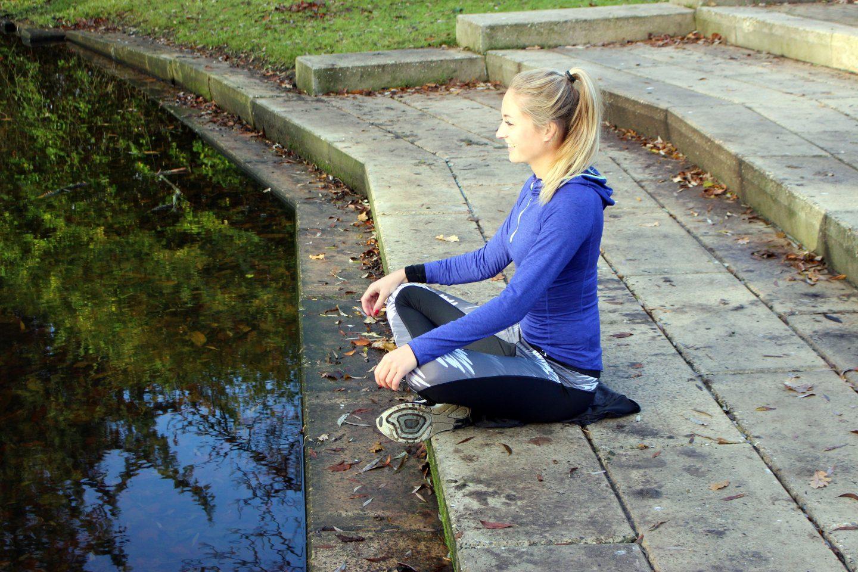 Mijn eerste yoga ervaring