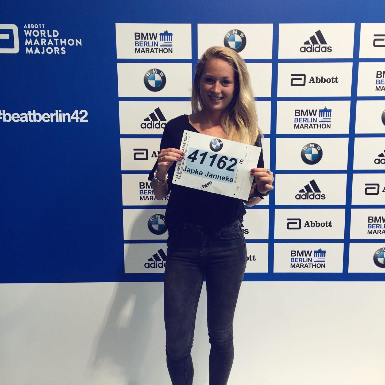 Raceday: Marathon van Berlijn