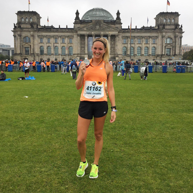 Raceverslag: Marathon van Berlijn 2017