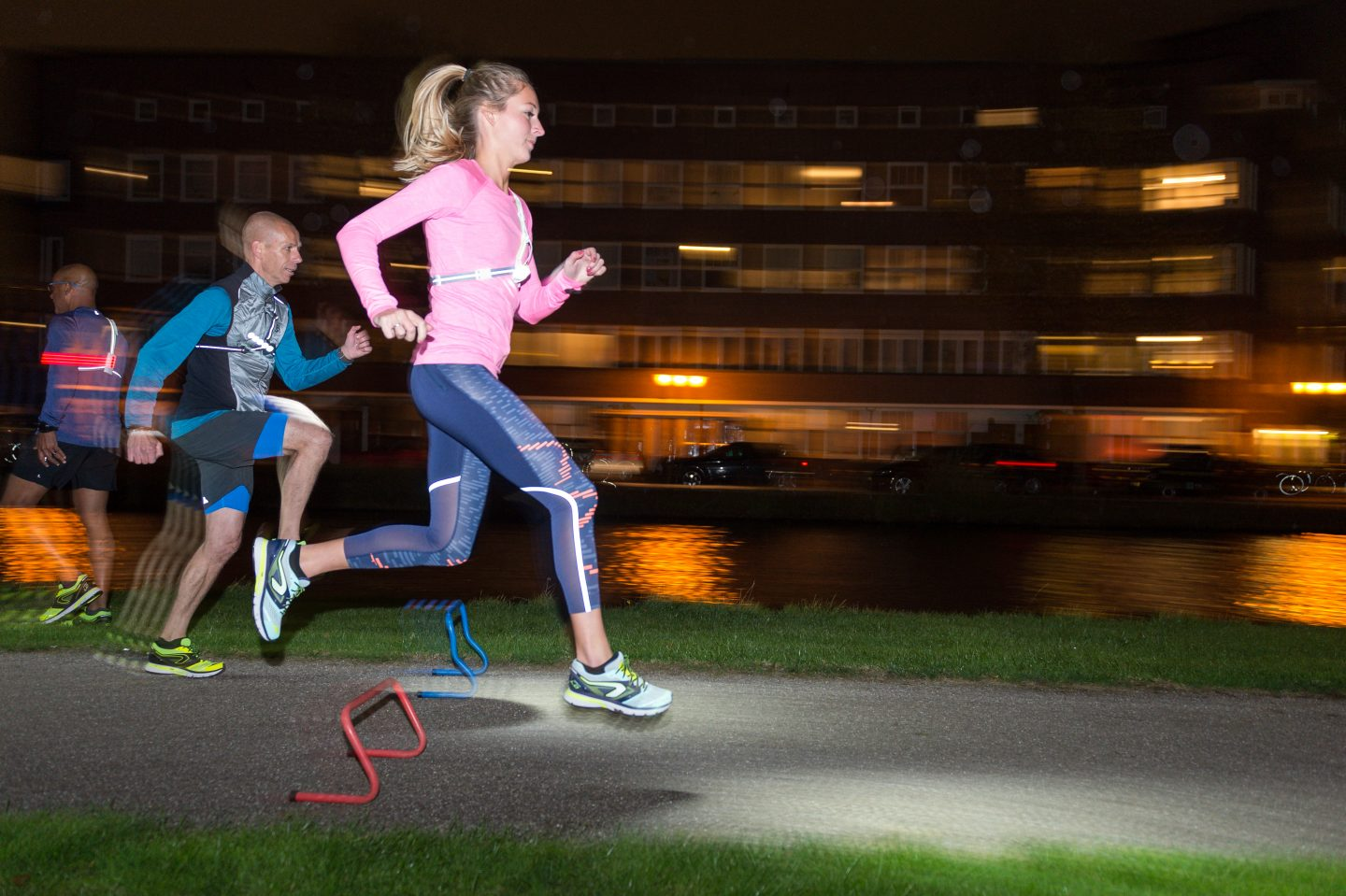 Runner's World 'Light Up The Night'