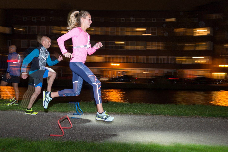Runner's World 'Light Up The Night'