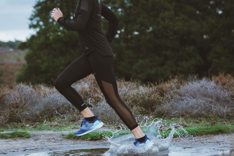 8 x tips voor hardlopen in de regen