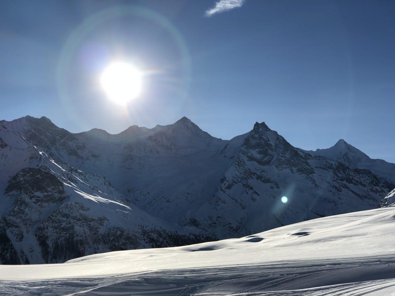 Mijn wintersport in foto's