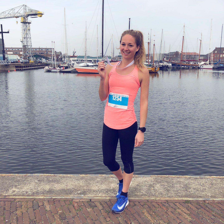Raceverslag: Halve van Den Helder 2018