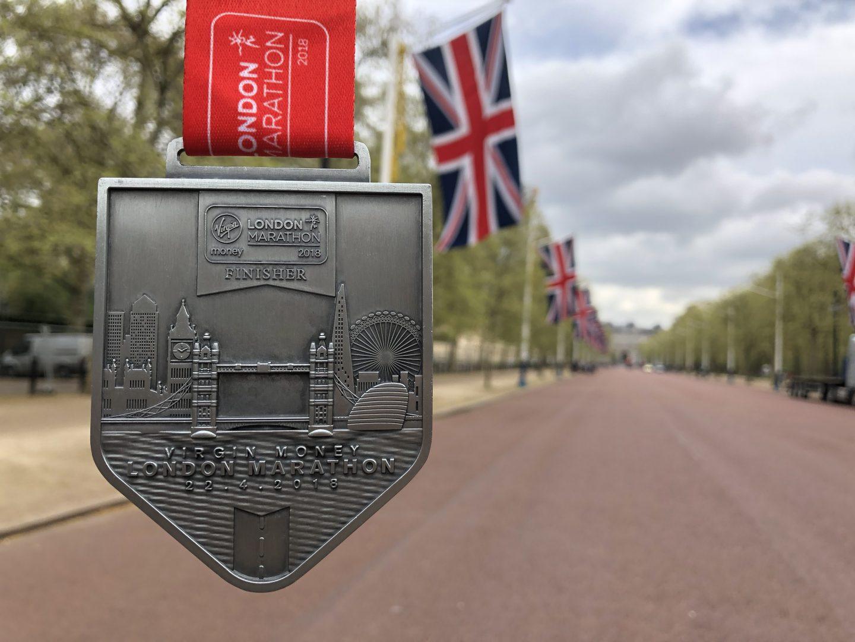 Raceverslag: Virgin Money London Marathon 2018