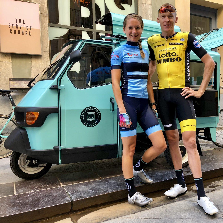 Reisverslag: Robert Gesink Experience in Girona