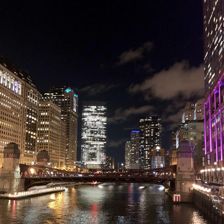 PLOG: mijn eerste uren in Chicago