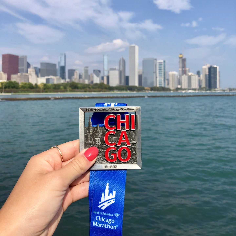 Raceverslag: Chicago Marathon 2018