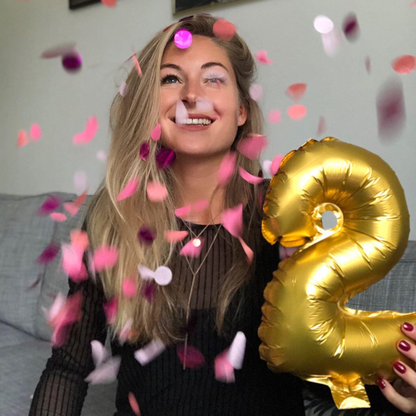 Blog verjaardag: twee jaar + winactie