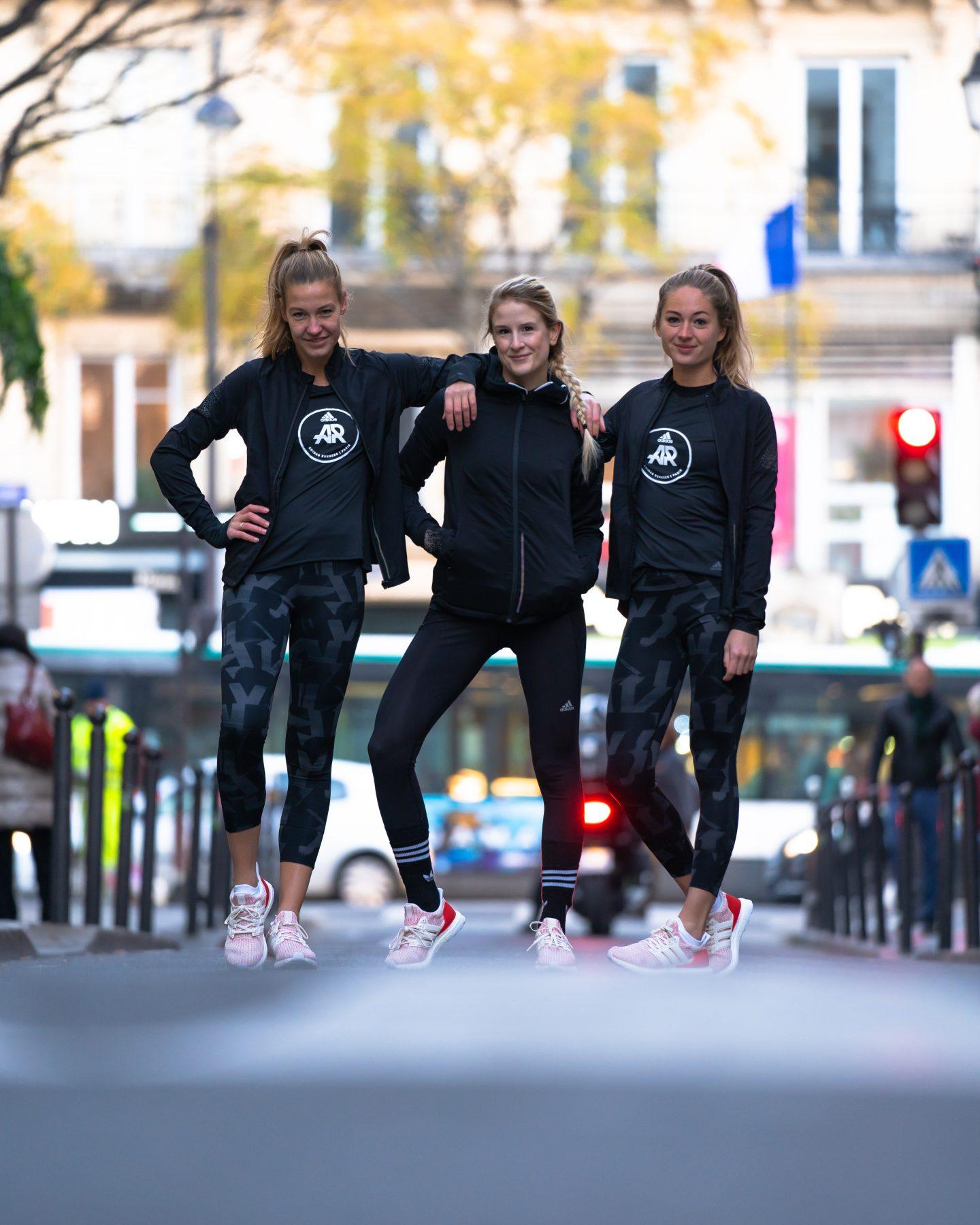 PLOG: 24 uur in Parijs met Adidas