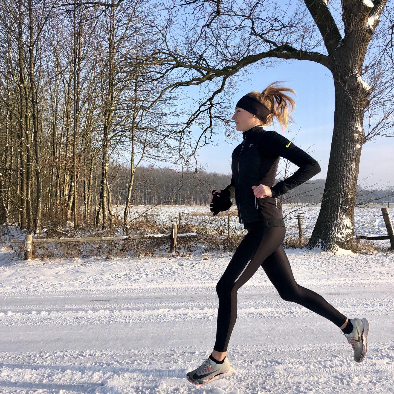 9 x tips voor hardlopen in de sneeuw