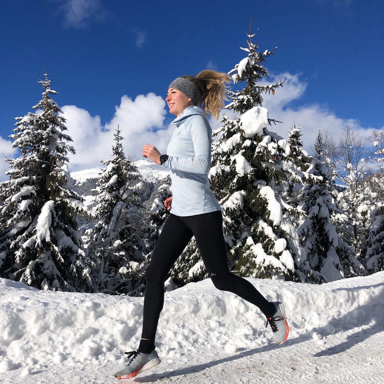 Hardlopen in januari
