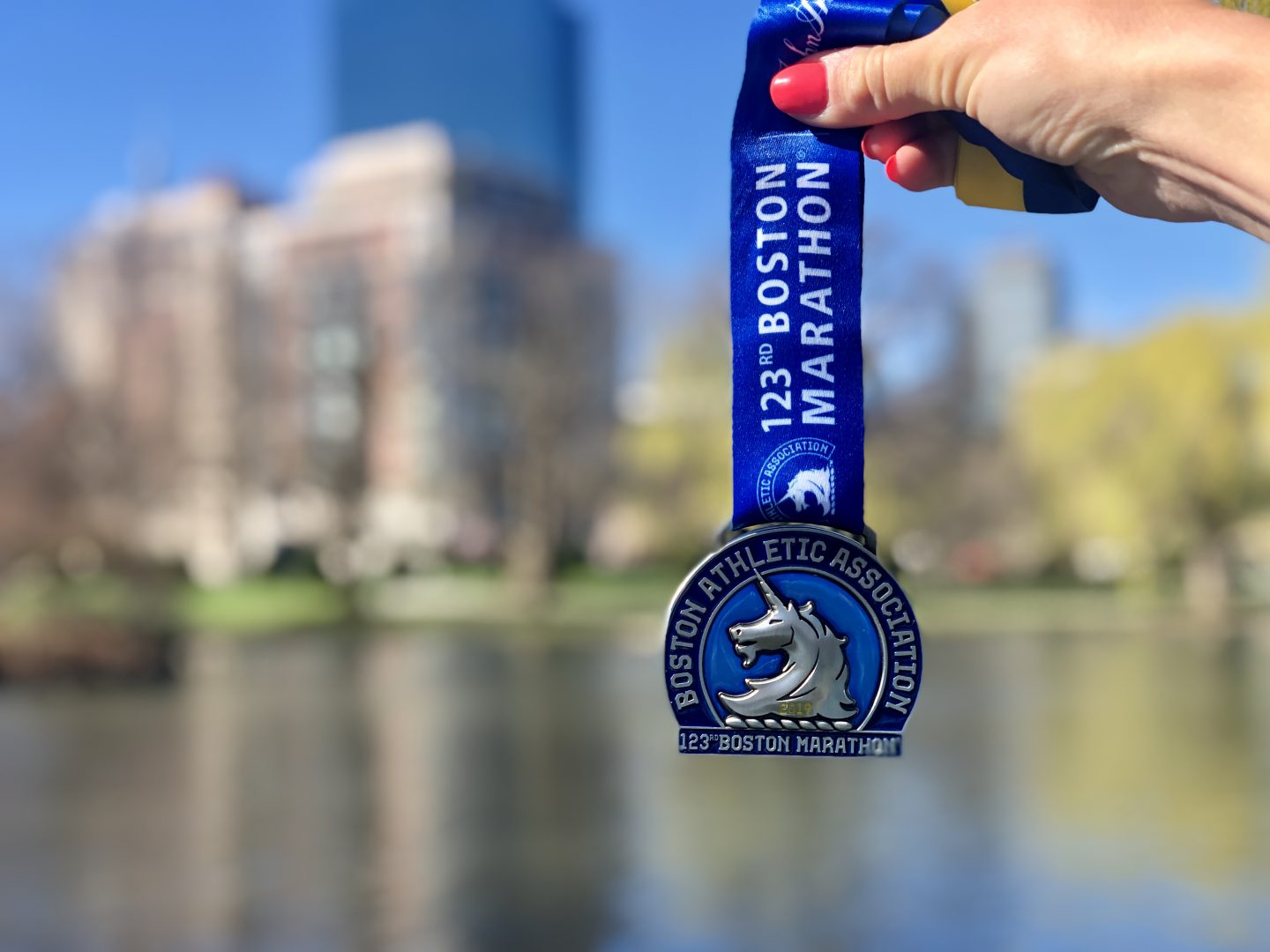 Raceverslag: Boston Marathon 2019