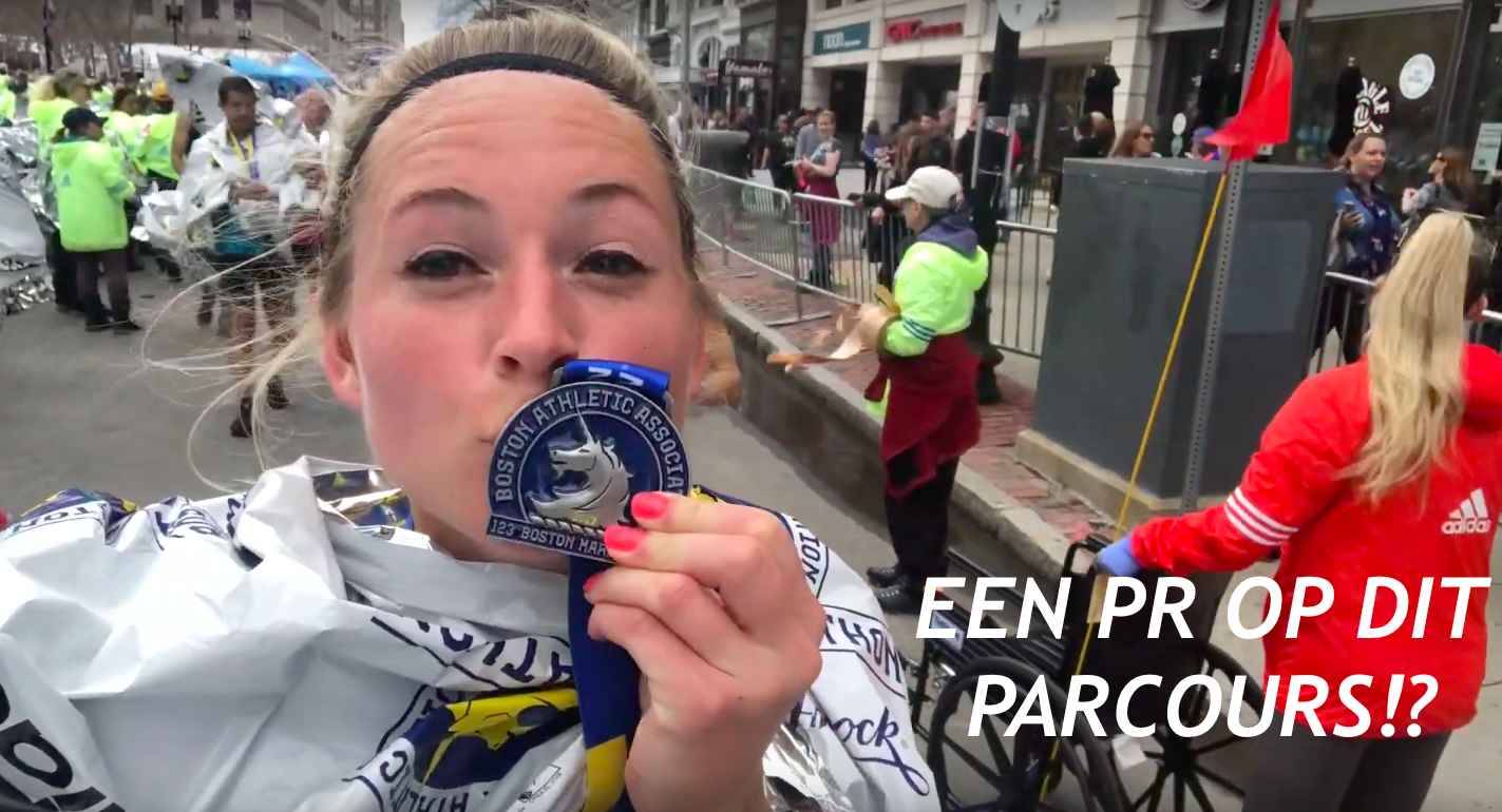 VLOG: BOSTON MARATHON 2019