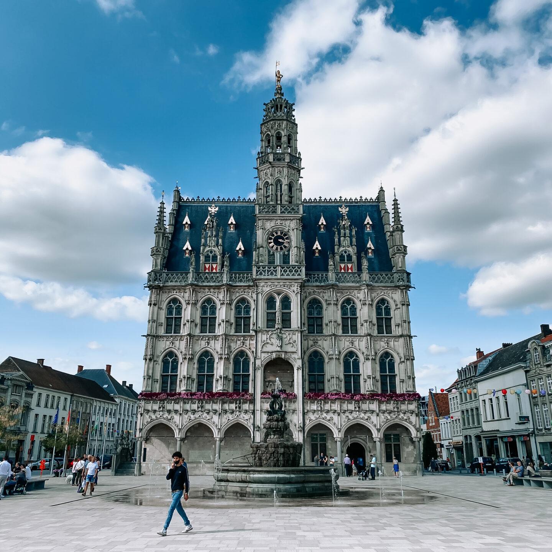Dagboek: nazomer in België