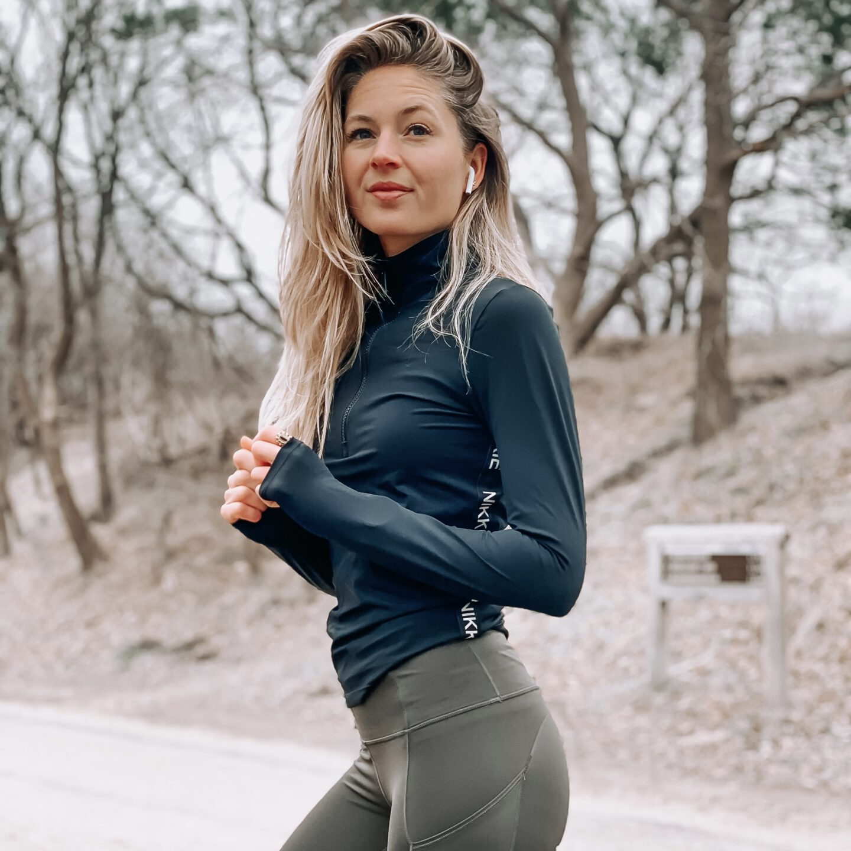 Van 80 naar 20 kilometer hardlopen per week